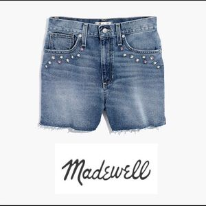 Madewell The Perfect Vintage Short: Floral Size 30